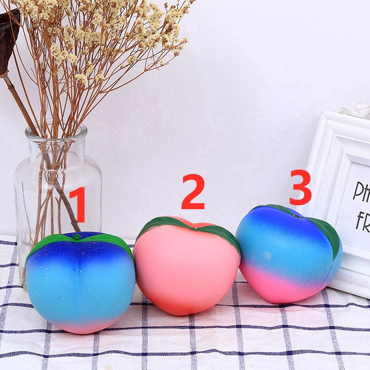 PU Slow Rebound Mobile Phone Straps Vividly Squishy Toy