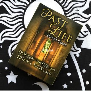 Bộ bài Past Life Oracle Cards