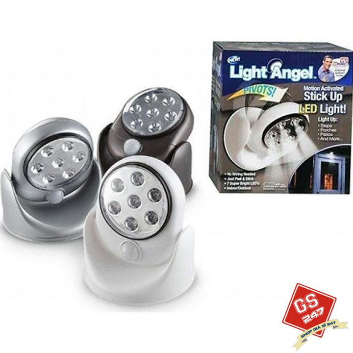 ĐÈN CẢM ỨNG LIGHT ANGEL Tự Động Sáng Khi Có Người - 3309807 , 389845548 , 322_389845548 , 59000 , DEN-CAM-UNG-LIGHT-ANGEL-Tu-Dong-Sang-Khi-Co-Nguoi-322_389845548 , shopee.vn , ĐÈN CẢM ỨNG LIGHT ANGEL Tự Động Sáng Khi Có Người