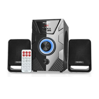 Loa vi tính SoundMax A-826 – 2.1, Bluetooth