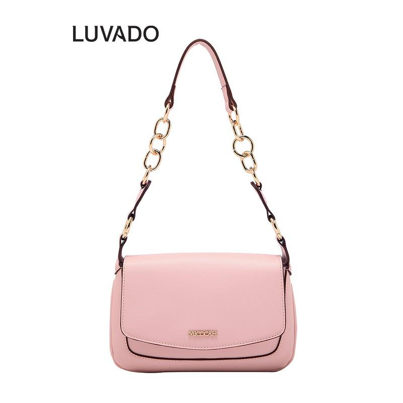 Túi xách nữ đẹp MICOCAH đeo chéo thời trang cao cấp LUVADO TX554