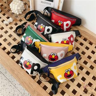 Túi đeo chéo in họa tiết hoạt hình dễ thương dành cho các bé