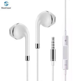 Tai Nghe Nhét Tai Cho Apple Iphone 6s 7/8 Xiaomi Samsung Sony
