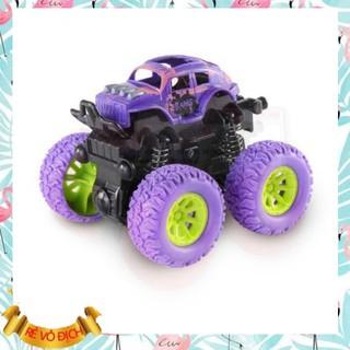 (Mua Ngay) Xe đồ chơi địa hình chống ngã cho bé (4 màu)–7855 (Tốt Rẻ)