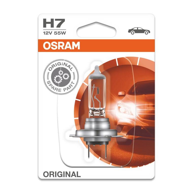 Bóng đèn Osram H7 Standard 12V - 14284029 , 557981412 , 322_557981412 , 155000 , Bong-den-Osram-H7-Standard-12V-322_557981412 , shopee.vn , Bóng đèn Osram H7 Standard 12V