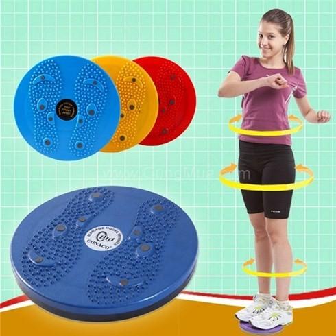 Đĩa xoay eo tập thể dục 360 độ - 2652399 , 50376110 , 322_50376110 , 69000 , Dia-xoay-eo-tap-the-duc-360-do-322_50376110 , shopee.vn , Đĩa xoay eo tập thể dục 360 độ