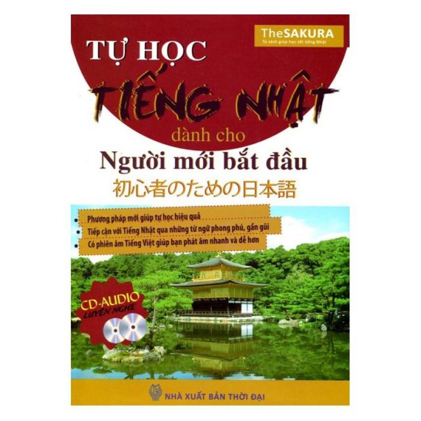 [ Sách ] Tự Học Tiếng Nhật Dành Cho Người Mới Bắt Đầu
