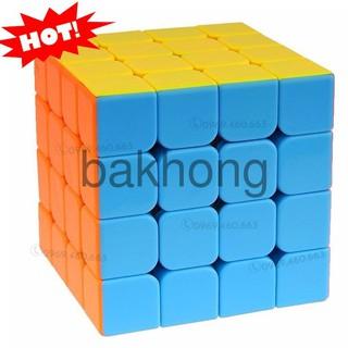 Rubik 4.4 đẹp xoay trơn không kẹt rít độ bền cao Rubik MF4s 4.4 Stickerless Đồ Chơi Xếp Hình Trí Tuệ bakhong