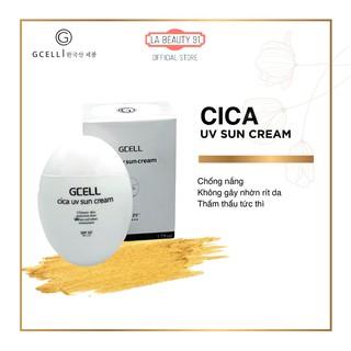 Kem Chống Nắng Hàn Quốc Gcell Cica UV Sun Cream SPF 50+