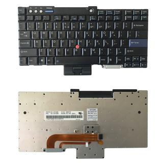 Bàn phím laptop IBM Lenovo Thinkpad T60, T61, R60 ,R61, T400, T500 ,W500 thumbnail