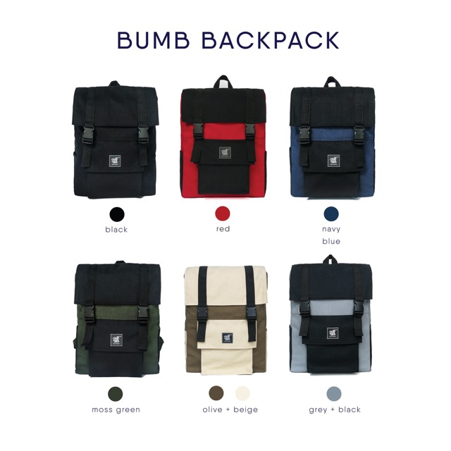 Ba lô Bumb Backpack Tote Talk