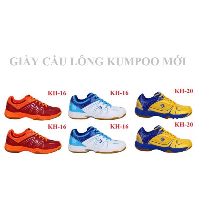 Giầy Kumpoo kh16