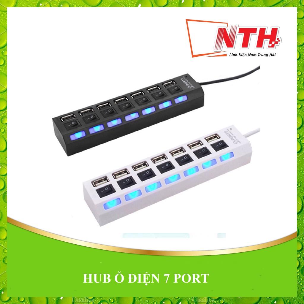 [NTH] HUB Ổ ĐIỆN 7 PORT
