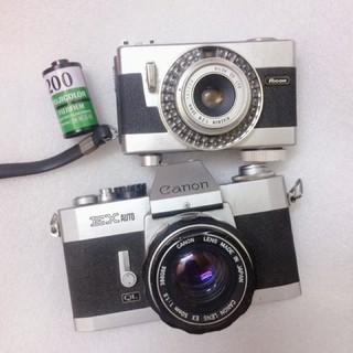 Máy ảnh film thanh lý giá từ 50k ̣- đọc kỹ mô tả sản phẩm