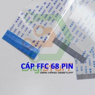 Cáp phẳng AWM 20624 68 pin