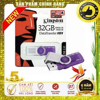 [Mã ELFLASH5 giảm 20K đơn 50K] USB 32G Kingston Công ty