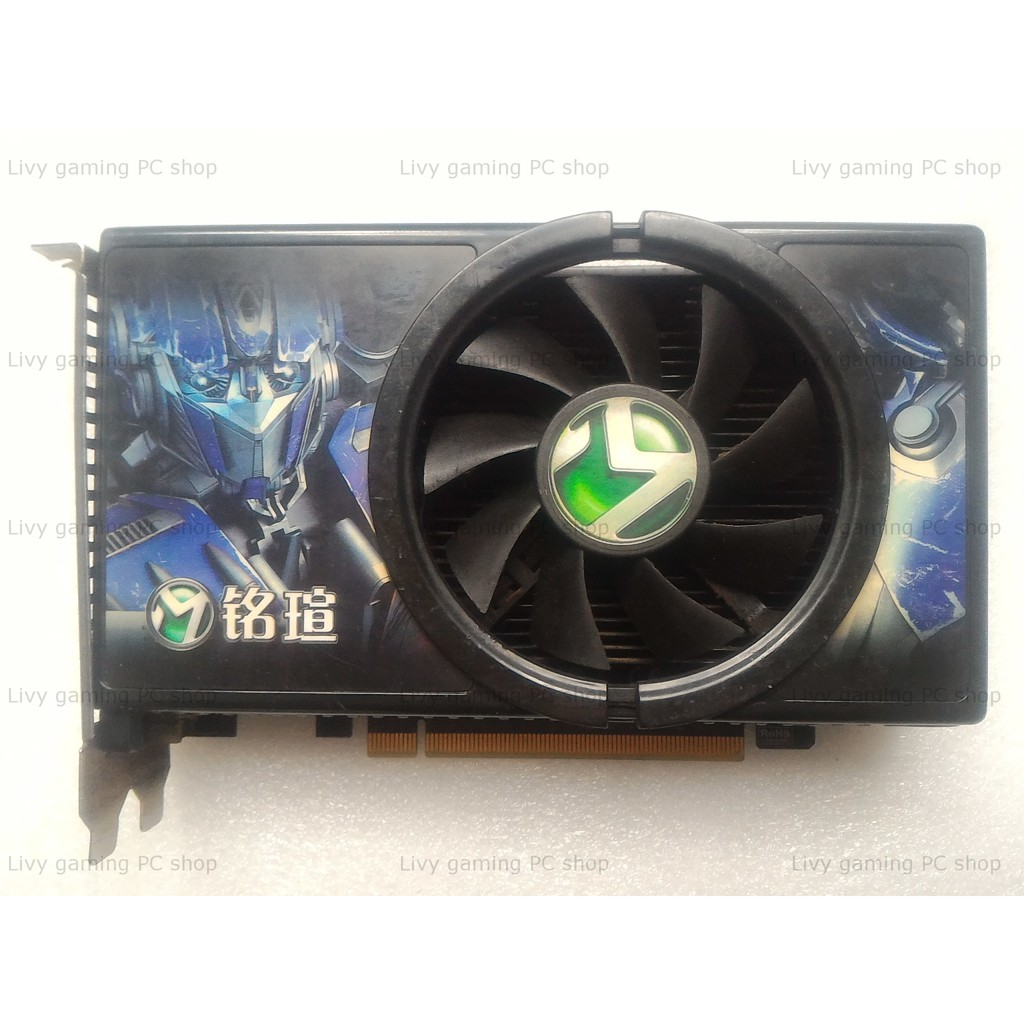 Card màn hình Maxsun GeForce GT 630 512MB GDDR5 (MS-GT630-TC1024M)