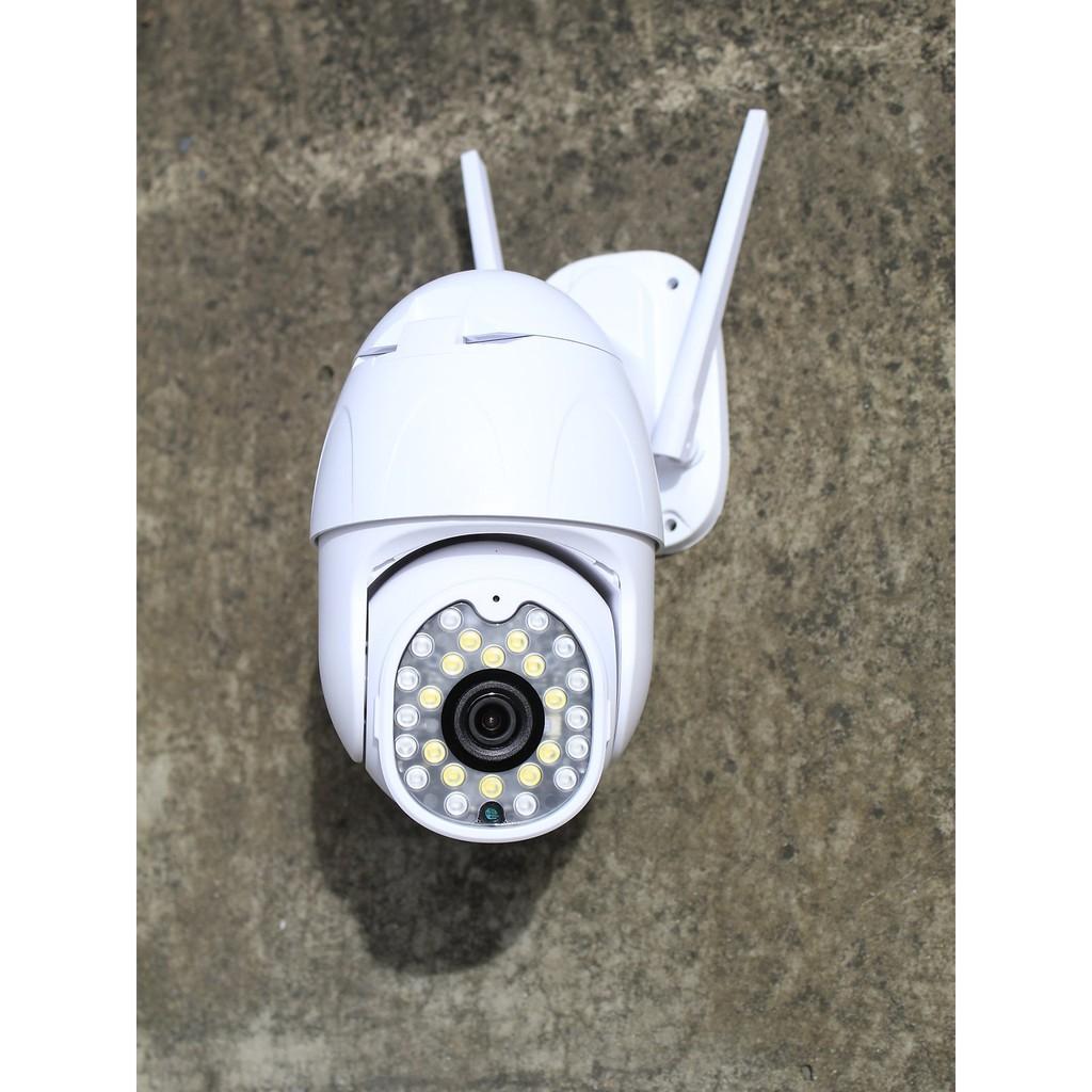 Camera Ip Wifi Ngoài Trời 26 Led Yoosee D26S chuẩn Full HD 1080P mẫu mới - hỗ trợ thẻ nhớ lên đến 128Gb