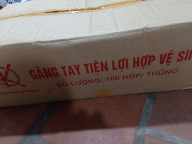 Gang tay nilong