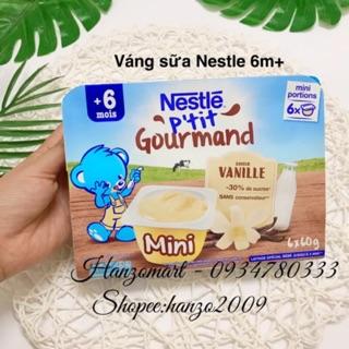 [Mã MKBCS01 hoàn 8% xu đơn 250K] Date 8 2021 Váng sữa Nestle 6m+ cho bé thumbnail