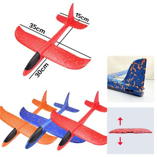 Máy bay đồ chơi trẻ em , món quà trong máy bay , kích thước 35 * 30cm