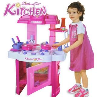 Bộ đồ chơi nấu ăn cỡ đại cho bé