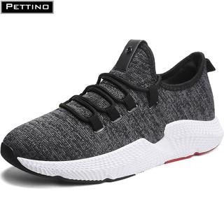 Giày thể thao nam chất vải sợi cao cấp thoáng mát lên chân nhẹ nhàng, năng động PETTINO - PS05