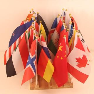 Bộ 36 Quốc kỳ các nước trên thế giới