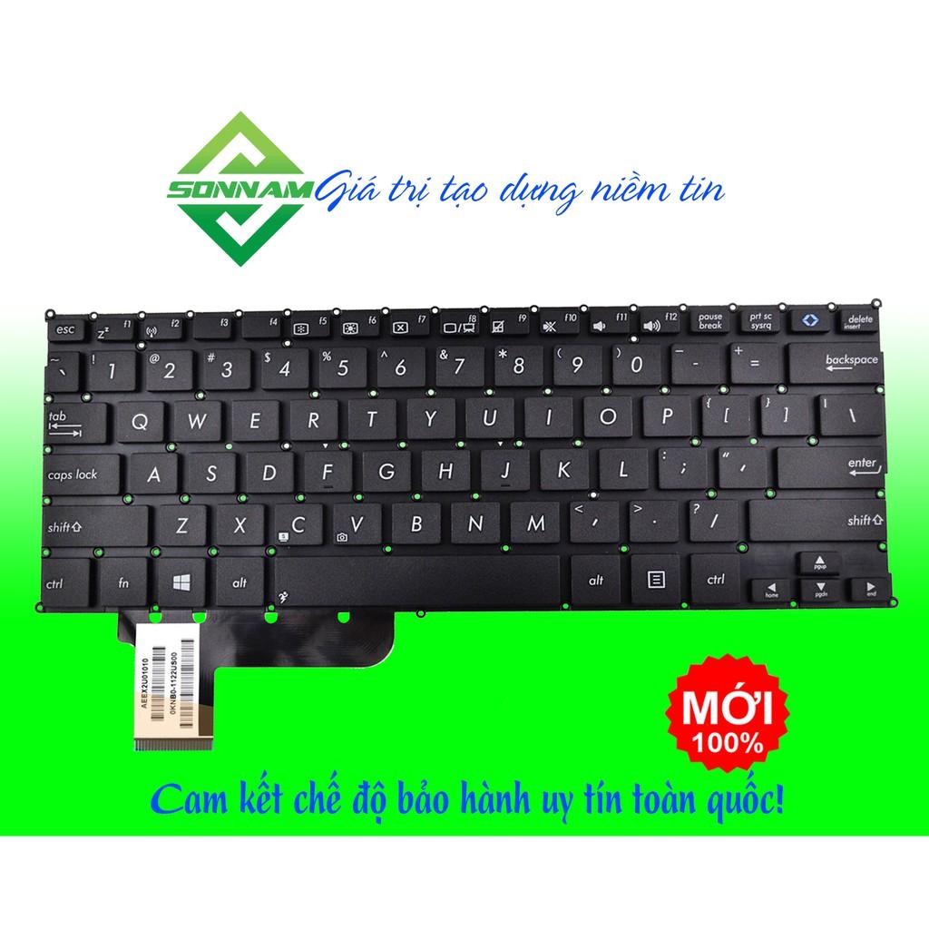 Bàn phím dùng cho Laptop Asus VivoBook X201 X201E X202 X202E E200H hàng nhập khẩu – bảo hành đổi mới uy tín Giá chỉ 138.000₫