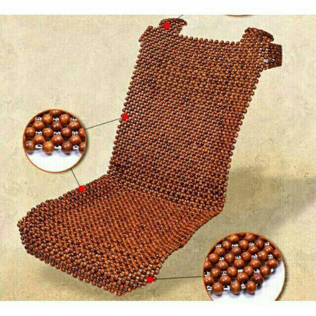 Áo Đệm ghế ngồi bằng hạt gỗ cho ô tô, ghế văn phòng - 2756708 , 1262809402 , 322_1262809402 , 300000 , Ao-Dem-ghe-ngoi-bang-hat-go-cho-o-to-ghe-van-phong-322_1262809402 , shopee.vn , Áo Đệm ghế ngồi bằng hạt gỗ cho ô tô, ghế văn phòng