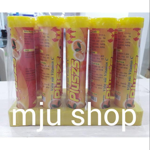 Sủi Pluszs Vitamin C - 2967945 , 1254563983 , 322_1254563983 , 16000 , Sui-Pluszs-Vitamin-C-322_1254563983 , shopee.vn , Sủi Pluszs Vitamin C