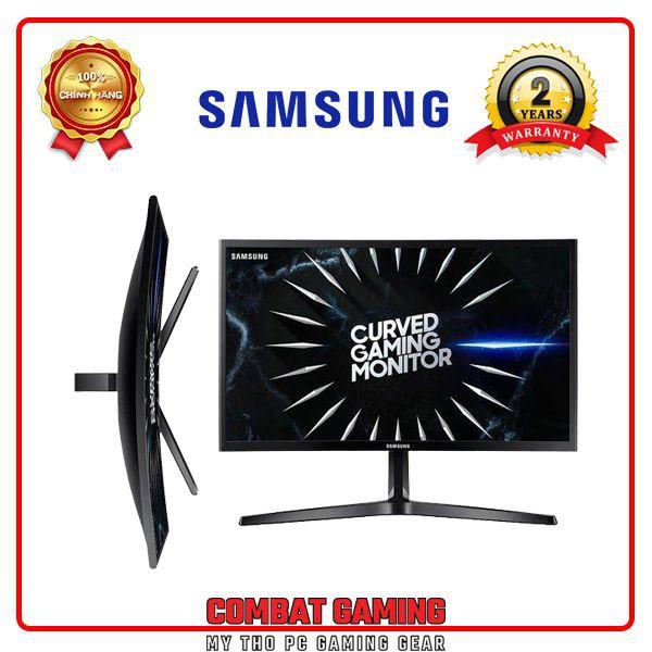 """Màn Hình Cong SAMSUNG LC24RG50FQEXXV FHD/24""""/144Hz/FreeSync"""
