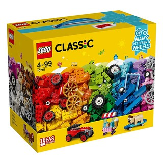 Hộp Sáng Tạo LEGO Classic 10715 (442 Chi Tiết) – munmac