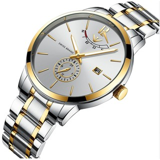 Đồng hồ nam dây thép đặc Nibosi 2318 fullbox thumbnail