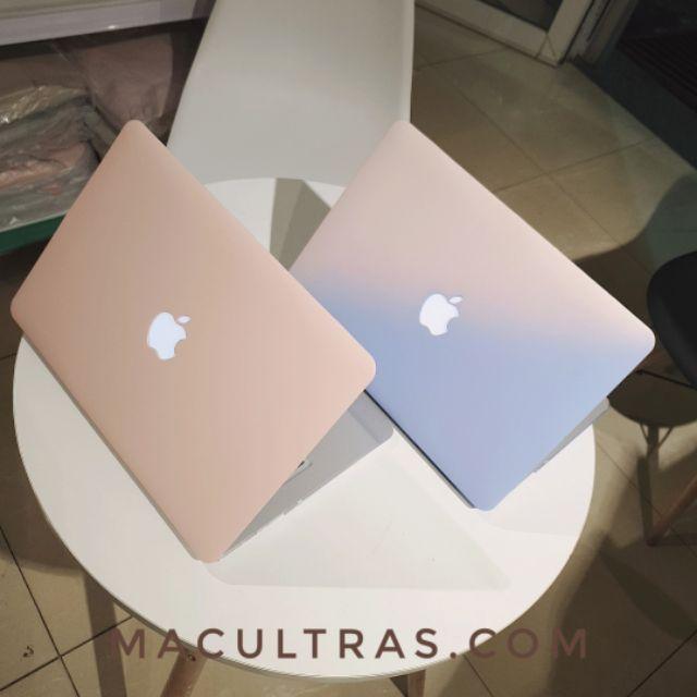 Case ốp macbook màu xanh pha hồng Giá chỉ 310.000₫