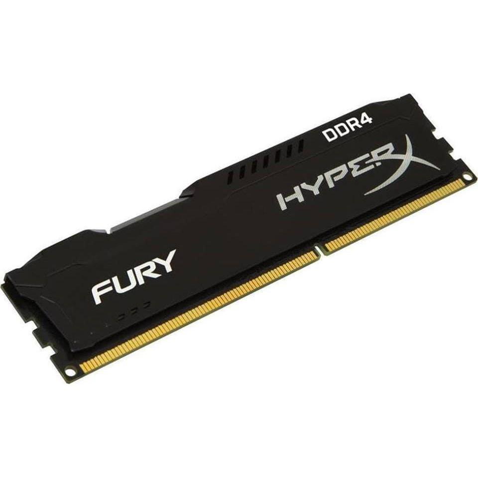 RAM Kingston HyperX Fury Black 16GB DDR4 Bus 2666Mhz