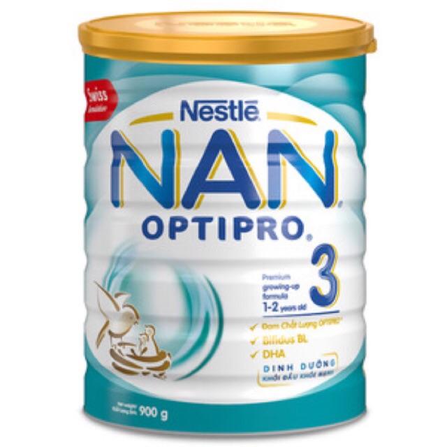 Sữa Bột Nestle NAN Optipro 3 (900g) - 3526058 , 760334645 , 322_760334645 , 332000 , Sua-Bot-Nestle-NAN-Optipro-3-900g-322_760334645 , shopee.vn , Sữa Bột Nestle NAN Optipro 3 (900g)
