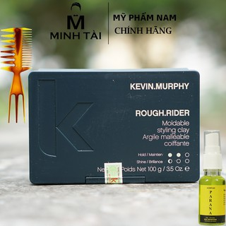 [CHÍNH HÃNG ] Sáp vuốt tóc nam Kevin Murphy Rough Rider + Pre-styling Azenman Parana 20ml + Lược Tạo Kiểu thumbnail