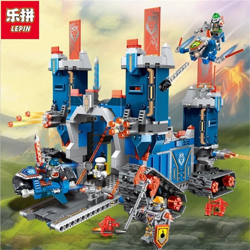 LEGO LEPIN 14006 - Bộ Lắp Ráp Lepin Nexo Knights Lâu Đài Di Động 1115 Chi Tiết - 10067254 , 1270412711 , 322_1270412711 , 650000 , LEGO-LEPIN-14006-Bo-Lap-Rap-Lepin-Nexo-Knights-Lau-Dai-Di-Dong-1115-Chi-Tiet-322_1270412711 , shopee.vn , LEGO LEPIN 14006 - Bộ Lắp Ráp Lepin Nexo Knights Lâu Đài Di Động 1115 Chi Tiết