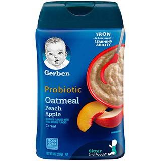 Bột ăn dặm Gerber cho bé từ 6 tháng tuổi thumbnail