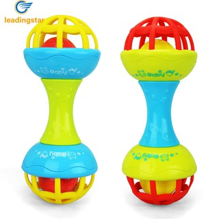 JC Baby Explore and Rolling Around Toy Baby Rattle Teether