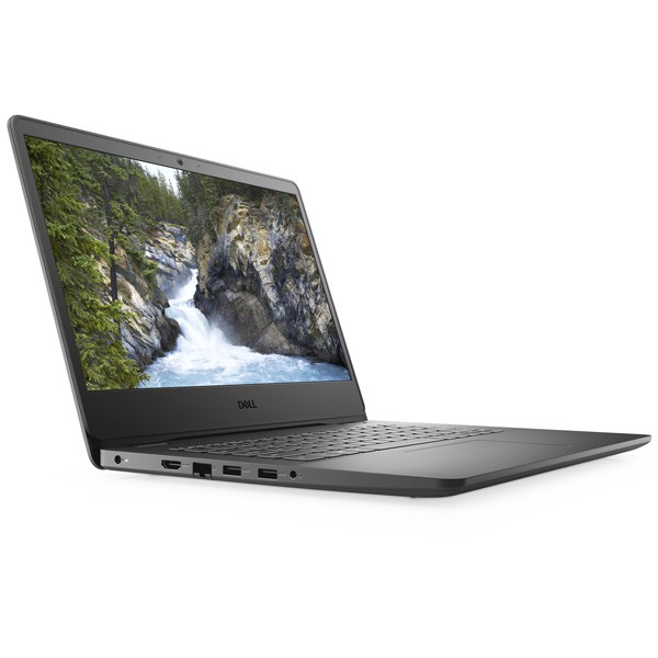 "[Mã ELMIDNIGHT giảm 7% đơn 2TR] Laptop Dell AMD R5-3500U 4GD4,256GB,14""FHD Anti-Glare,Win10,Đen(V4R53500U001W)"