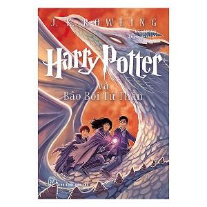 (Sách Thật) Harry Potter Và Bảo Bối Tử Thần - Tập 07 (Tái Bản 2018)