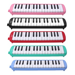 32 Key Melodica Instrument With Blow Hose Keyboard Storage Bag For Kids Adults