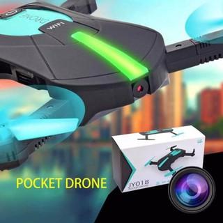 Máy bay chụp ảnh Selfie trên cao Flycam JY018 bay ngon (Đen) – [SIÊU GIẢM GIÁ 2 NGÀY CUỐI]Ư[Tmarkvn]
