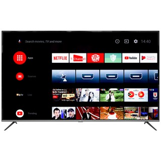 ANDROID TIVI TCL 4K 65 INCH L65P8 MẪU 2019