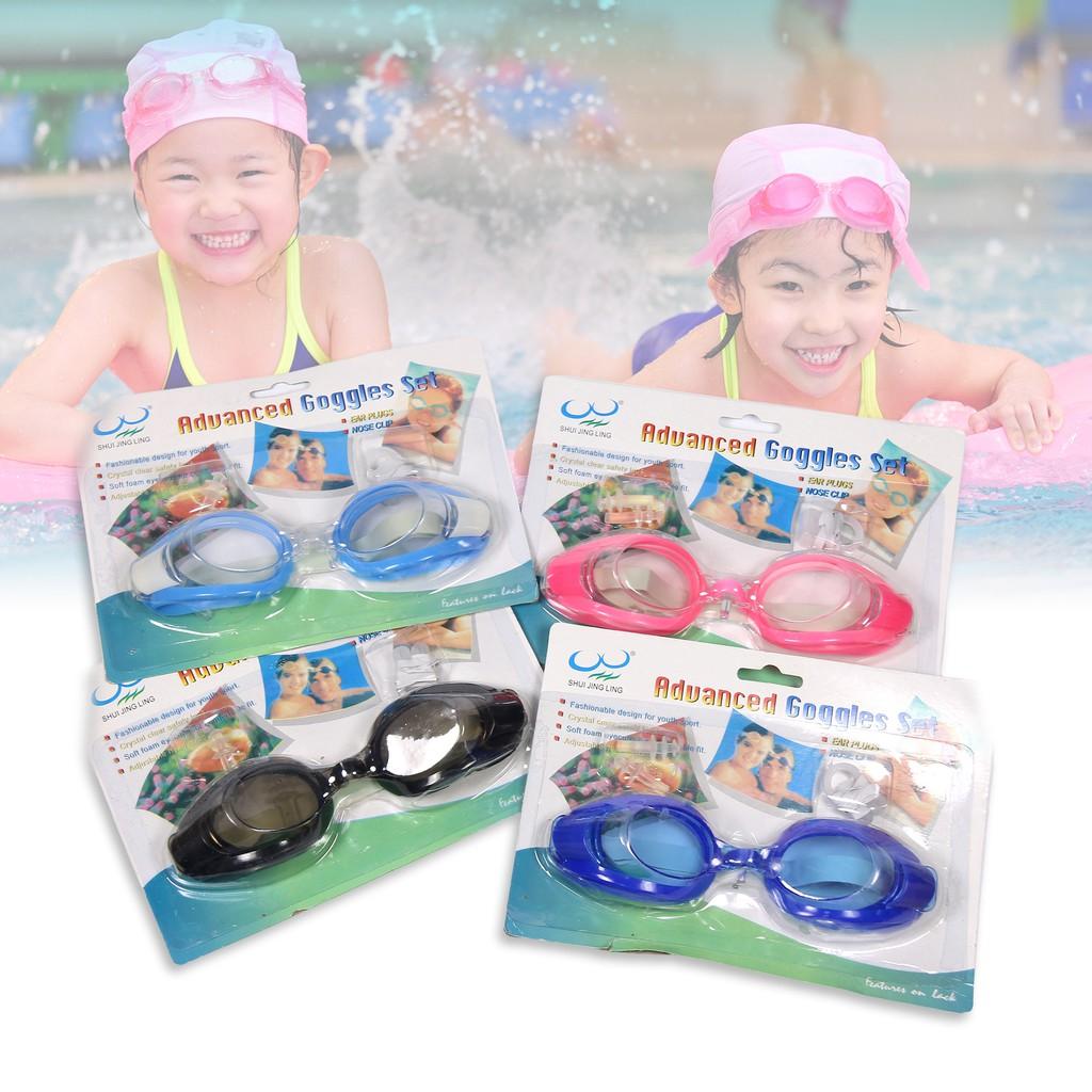 [ VIDEO SẢN PHẨM ] Kính bơi cho bé, kính bơi cho bé
