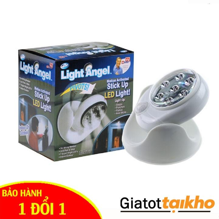 ĐÈN CẢM ỨNG LIGHT ANGEL Tự Động Sáng Khi Có Người - 3215508 , 303283363 , 322_303283363 , 119000 , DEN-CAM-UNG-LIGHT-ANGEL-Tu-Dong-Sang-Khi-Co-Nguoi-322_303283363 , shopee.vn , ĐÈN CẢM ỨNG LIGHT ANGEL Tự Động Sáng Khi Có Người