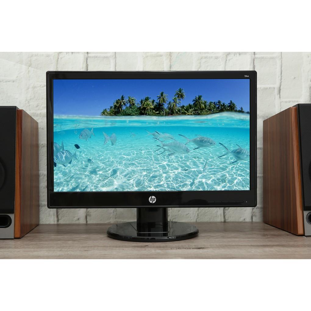 Màn hình máy tính HP  18,5 inch Wile LED, Backlit, 3Y WTY ; V5E94AA (1366x768/60Hz/5ms) . Bảo hành 36 tháng.