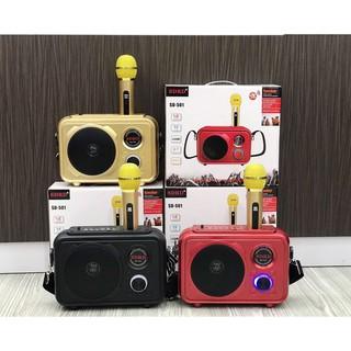Loa blutooth karaoke SDRD SD501